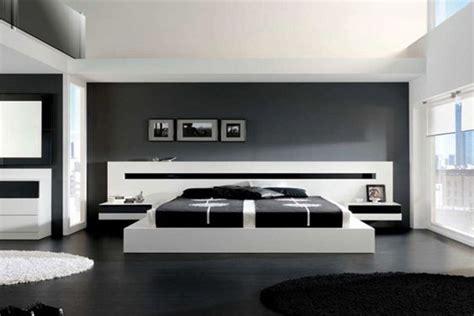 dormitorios blanco  negro blog muebles pergo