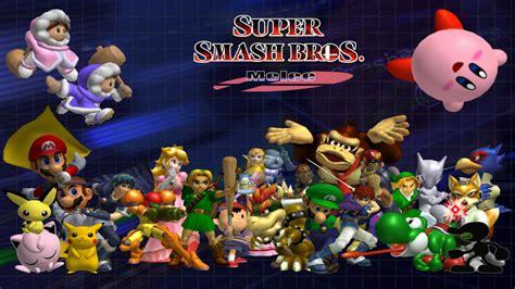 Super Smash Bros Melee Details Launchbox Games Database