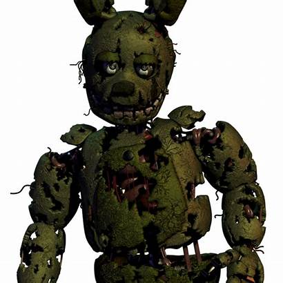Fnaf Security Guard Quora Trap Spring Different