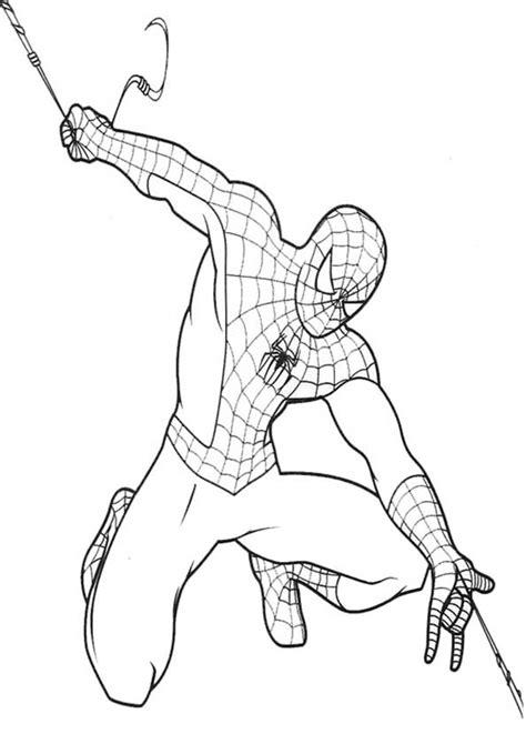 spiderman malvorlagen kostenlos zum ausdrucken