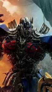 Wallpaper Optimus Prime  Transformers  The Last Knight  4k