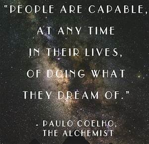 21 Inspirational The Alchemist Quotes with Images ...