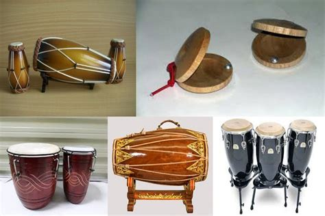Marakas juga salah satu alat musik perkusi. Alat Musik Ritmis Gambar Dan Namanya - BLENDER KITA
