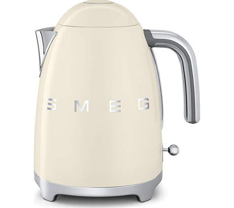 Buy SMEG KLF01CRUK Jug Kettle   Cream   Free Delivery   Currys