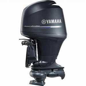 Yamaha 115 Hp Jet Drive Outboard Motor