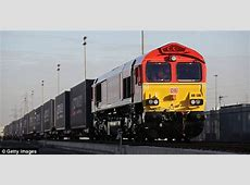 First freight train from China to Britain arrives Daily