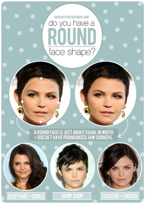 choose  perfect hairstyle   face shape