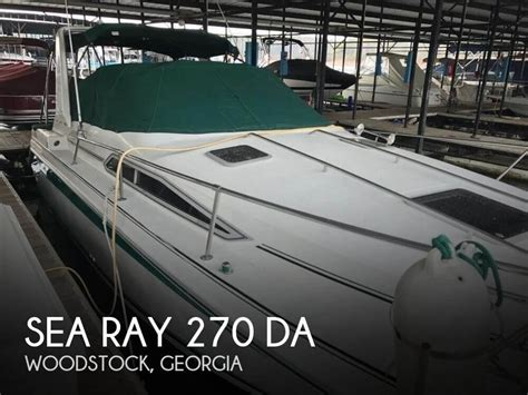 Used Boats For Sale In Woodstock Ga by Sea 27 Boat For Sale In Woodstock Ga For 18 500