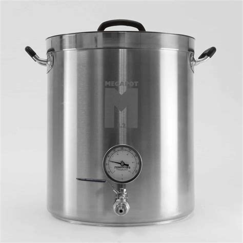 kettle brew gallon kettles pot stainless steel spigot pots brewer northern homebrew quart thermometer brewing beer amazon ballvalve dial valve