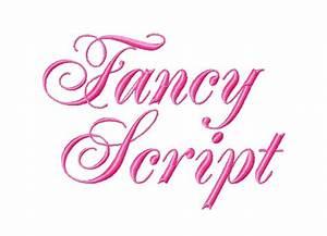 14 Free Fancy Cursive Fonts Images - Free Fancy Script ...