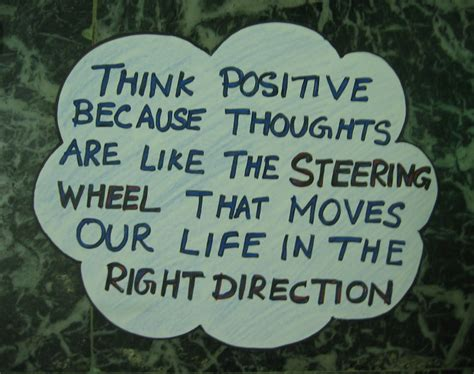 Positive Thoughts Images Think Positive Thoughts Pictures Photos And Images For