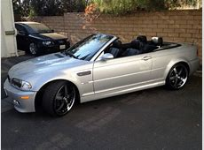 Find used 2005 E46 BMW M3 Base Convertible 2Door 32L in