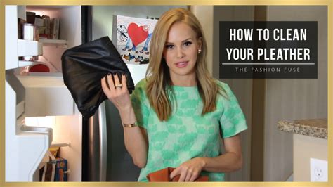 How To Clean A Pleather by How To Clean Pleather Waxies And Denim