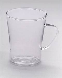 Tasse En Verre : tasse en verre laguna avec anse la pes e ~ Teatrodelosmanantiales.com Idées de Décoration