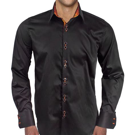mens designer dress shirts designer fall dress shirts