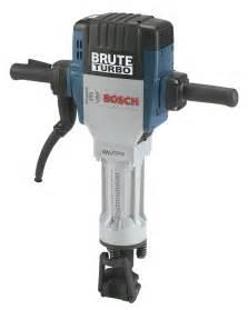 Bosch BH2770VCD 120-Volt 1-1/8 Hex Breaker Hammer Brute Turbo Deluxe Kit