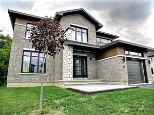 Maison Pierre 77 : maison neuve a vendre aylmer 77 rue du jockey ~ Melissatoandfro.com Idées de Décoration