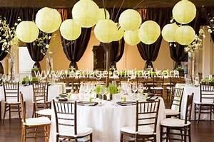 Décoration Salle Mariage : decoration de mariage vert anis ~ Melissatoandfro.com Idées de Décoration