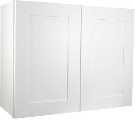 Kitchen Wall Cabinets 36 X 42 by White Shaker Wall Cabinet 36 Quot W X 42 Quot H X 12 Quot D W3642