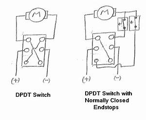 what is the best way to wire a dpdt switch quora With spdt switch wiring