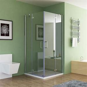 Schiebetür Glas Bauhaus : duschkabine eckeinstieg dusche faltt r duschwand ~ Watch28wear.com Haus und Dekorationen