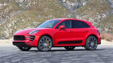 2018 Porsche Macan Turbo Review