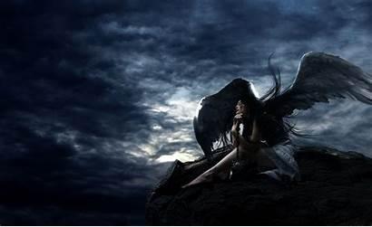 Angel Night Desktop Screen