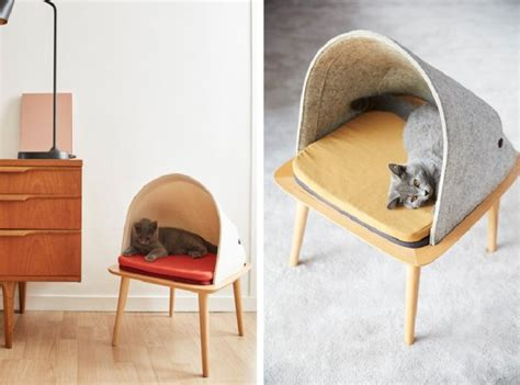 Refined And Elegant Furniture For Cats