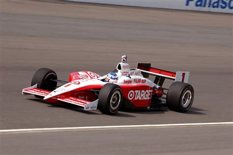 scott dixon chip ganassi racing irl indycar series photo