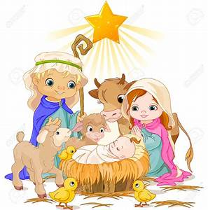 animated nativity scene clipart - Clipground