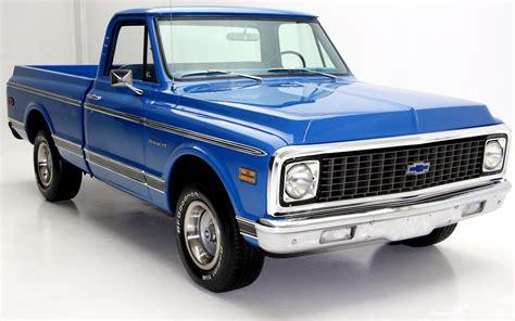 1971 Chevrolet C10 by 1971 Chevrolet C10 Box 2wd