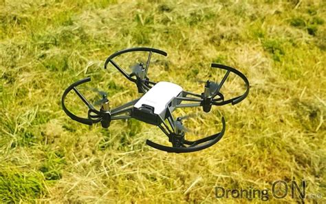 ideal  drone   ryzedji tello review flight test droningon drone leaks