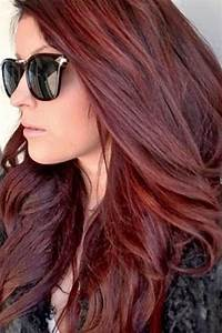 Dark Brown Red Hair Color 2014 Sheila Pinterest Red