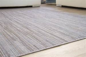 Outdoor Teppich Grau : in und outdoor teppich dalarna design melange global carpet ~ Frokenaadalensverden.com Haus und Dekorationen