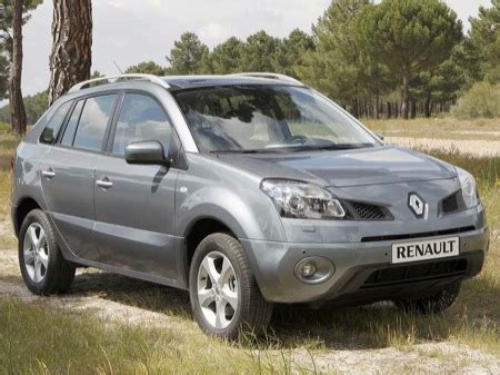 Renault Koleos Modification by Renault Koleos Expression Best Photos And Information Of