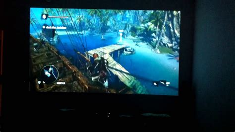 projector epson tw  gaming ac black flag youtube