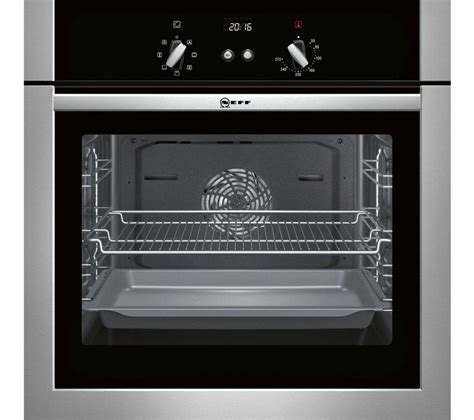 Buy NEFF B14M42N5GB Electric Oven   Stainless Steel   Free