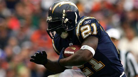 Chargers To Retire Ladainian Tomlinson's No. 21