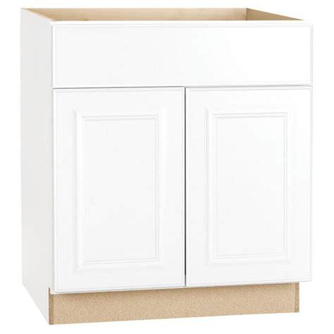 white base kitchen cabinets hton bay hton assembled 30x34 5x24 in base kitchen 1254