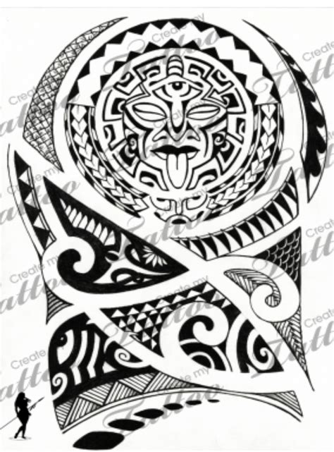 pin  beautiful tattoos    polynesian tattoos
