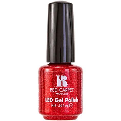 led l nail polish red carpet led gel nail polish only in hollywood 9ml