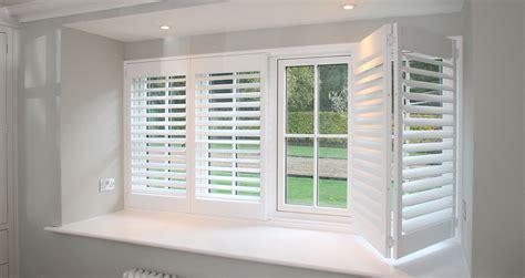 roller blind plantation bay window shutters essex windows
