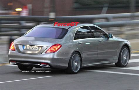 2014 Mercedesbenz Sclass Uncovered With Official