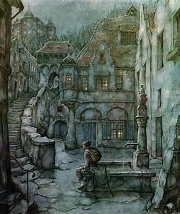 "The Art of Anton Pieck. ""1001 Arabian Nights"" ~ Blog of an ..."