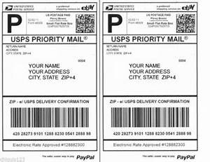 Blank a4 paper internet shipping labels for ebay usps ups for How to purchase a shipping label