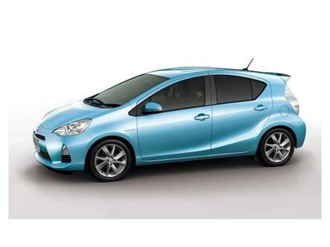 coches nuevos cinco nuevos modelos de toyota