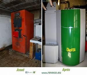 Chaudière à Granulés De Bois : la phototh que reveco chaudi re granules de bois ~ Premium-room.com Idées de Décoration