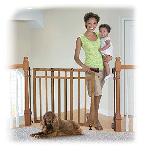 Banister Installation Kit - summer infant banister and stair gate with dual