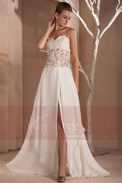 robe soiree mariage robe soirée mariage chic maysange