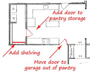 kitchen floor plans with walk in pantry best kitchen floor plans kitchens with a quot costco quot pantry 9797